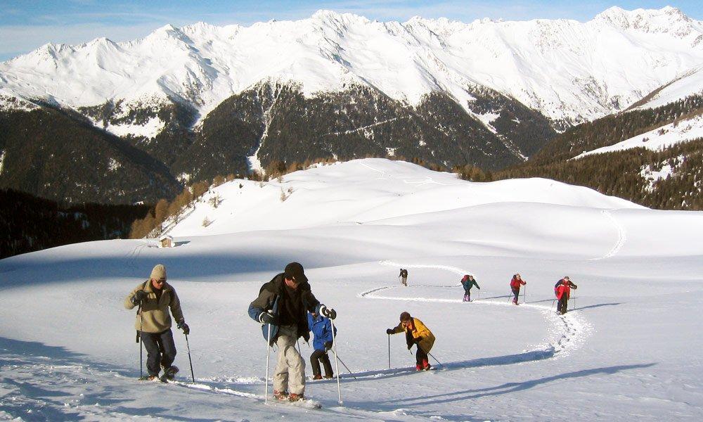 Un meraviglioso inverno in Val Casies
